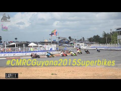 2015 Caribbean Motor Racing Championships (CMRC) - Superbikes Finale (Guyana)