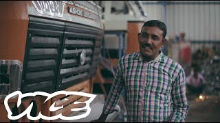 Why Indian Truck Drivers Get Their Trucks Painted