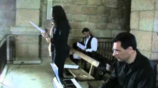 Amazing Grace - soprano,gaita y piano