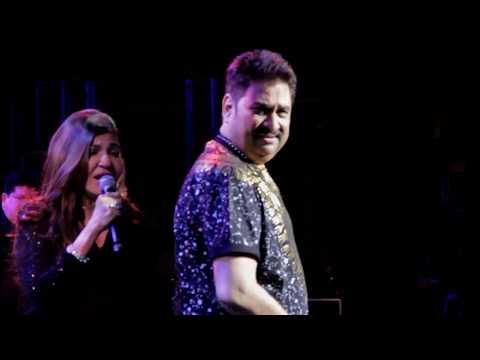 Kumar Sanu and Alka Yagnik Live Concert In Fort Lauderdale   Florida 05072017