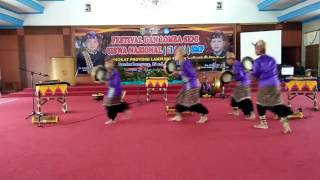 Download Lagu Musik Tradisional Fls2n Provinsi Lamoung 2017 MP3