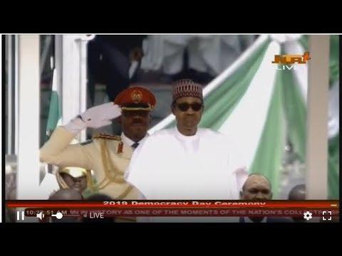 NIGERIA DEMOCRACY DAY 2019 LIVE