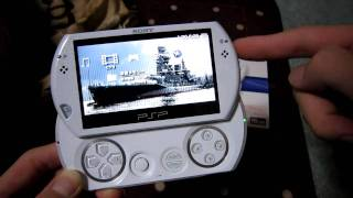 SONY PSP goを買ってきた!