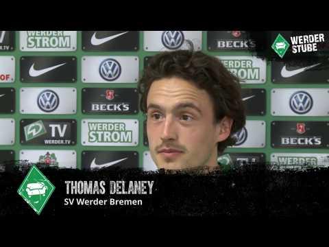 Thomas Delaney über die schwere Aufgabe gegen Borussia Dortmund