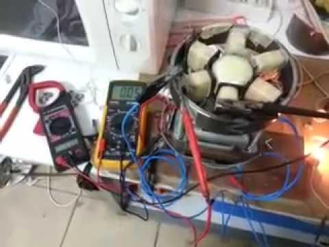 Generador Sin Freno, Acelera En Carga. Energía Ilimitada? (En Desarrollo)