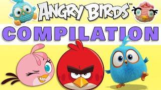 Angry Birds | DIY Crocheting Compilation