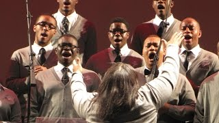 As the Deer - Black Voices of Mississippi State Universty