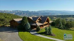 Deacon Gulch  Luxury Log Home & Ranch for sale in Colorado Video Tour