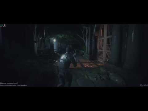 How RE2 Remake runs on PC Ultrawide Monitor? - Resident Evil 2 GTX 1060  (1-Shot Demo) バイオハザード2