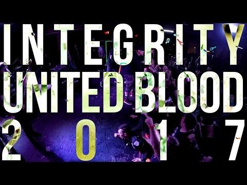 Integrity - United Blood 2017