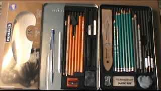Best Drawing Pencils Recommended for Realistic Drawings