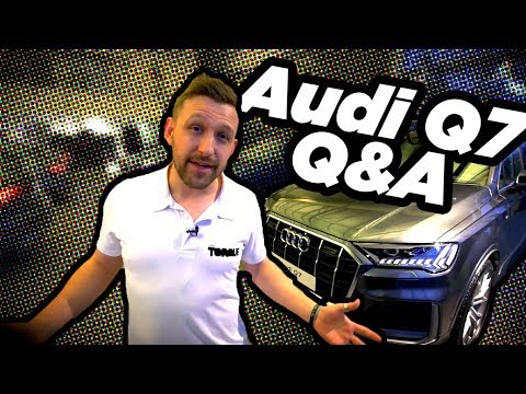 New Audi Q7 Questions Answered   Torque Reviews