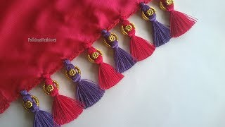 Saree Kuchu /Tassels /Design 87
