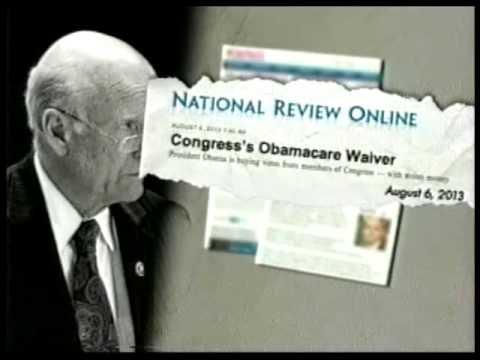 Anti Roberts PAC Tea Party Patriot Citizens 2014 KS US Senate GOP Primary TV Ad #1