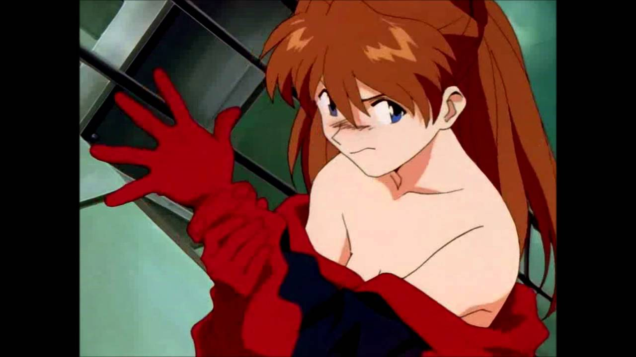 Georgina S 225 Nchez Como Asuka Langley Youtube