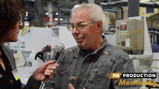 VIDEO: Vapor Degreasing Process Uses TCE Replacement to Eliminate Hazardous Waste
