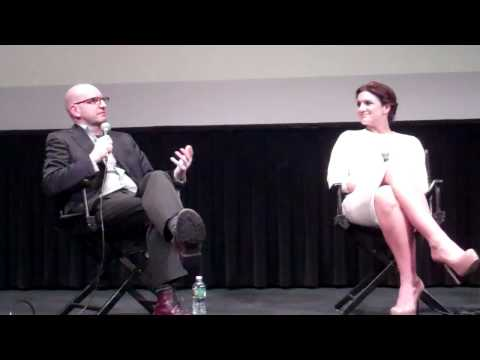 Haywire Q & A with Steven Soderbergh and Gina Carano at Lincoln Center