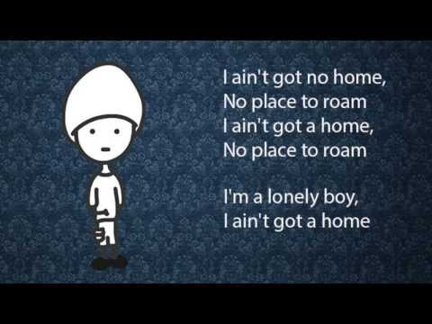 Clarence Frogman Henry - Ain't got no home lyrics