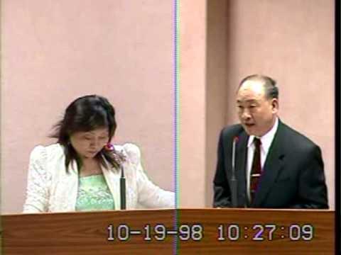 2009-10-19 朱鳳芝 發言片段, 第7屆第4會期外交及國防委員會審查99年度中