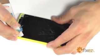 Nokia Lumia 1020 Screen Repair & Disassemble