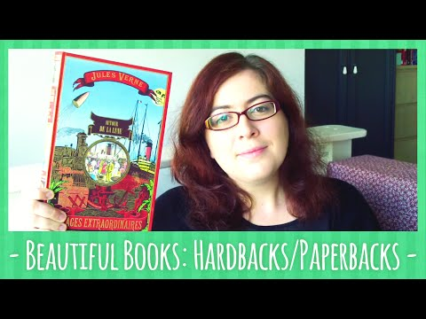 Beautiful Books: Hardbacks & Paperbacks Edition