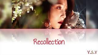 BoA (보아)- Recollection [Han/Rom/Eng Lyrics]