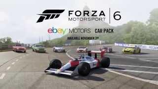 Forza motorsport 6 ebay motors car pack trailer for Ebay motors car trailers