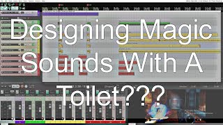 Baixar Designing Magic Sounds With A Toilet???