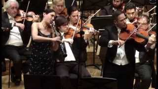 Max Bruch - Concerto for Clarinet, Viola and Orchestra, op. 88 - I. Andante con moto