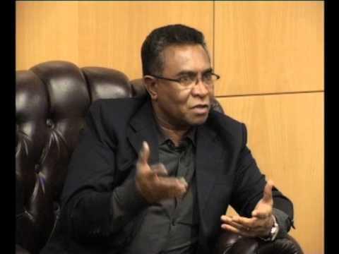 "Talkshow PM VI Governu Konstitusional, Dotor Rui Maria De Araujo"""