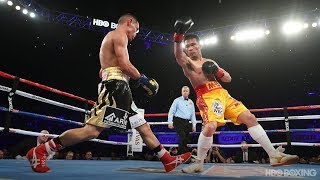 Srisaket Sor Rungvisai VS Juan Francisco Estrada (FULL FIGHT)