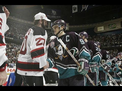 Highlights New Jersey Devils - Mighty Ducks of Anaheim Stanley Cup Final 2003