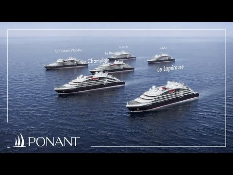 The new generation of luxury cruise liners | PONANT