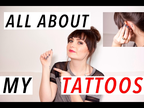 ALL ABOUT MY TATTOOS