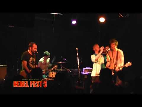 SPANNER at Rebel Fest - April 27, 2013