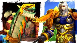 An Unexpected Revamp WoWs Best Mount EVER Epic New Animations  WoW Battle for Azeroth