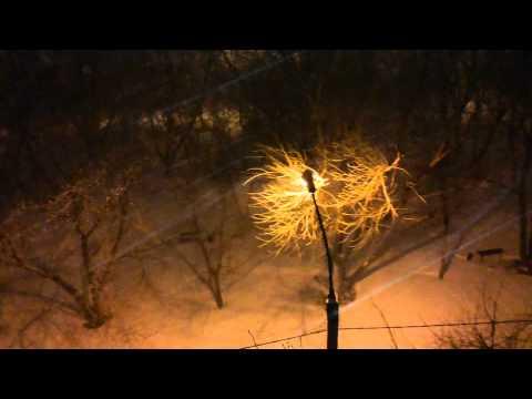 Челябинск, северо-запад 25.04.14. Люблю январь в начале мая...