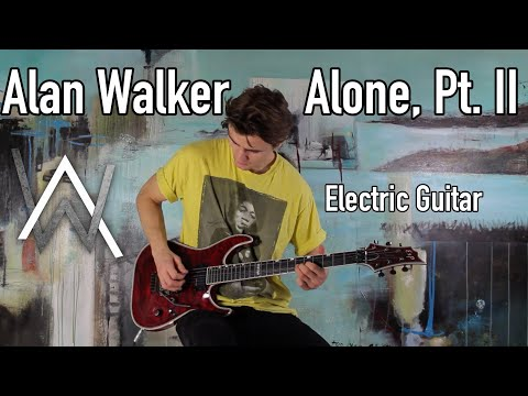 Alan Walker & Ava Max - Alone, Pt. II - Emotional Rock Cover