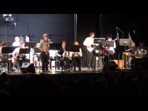 Orrville High School Jazz Band - Across the Channel