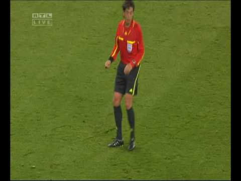france 0:0 Uruguay   funny  Yuichi NISHIMURA  world cup 2010