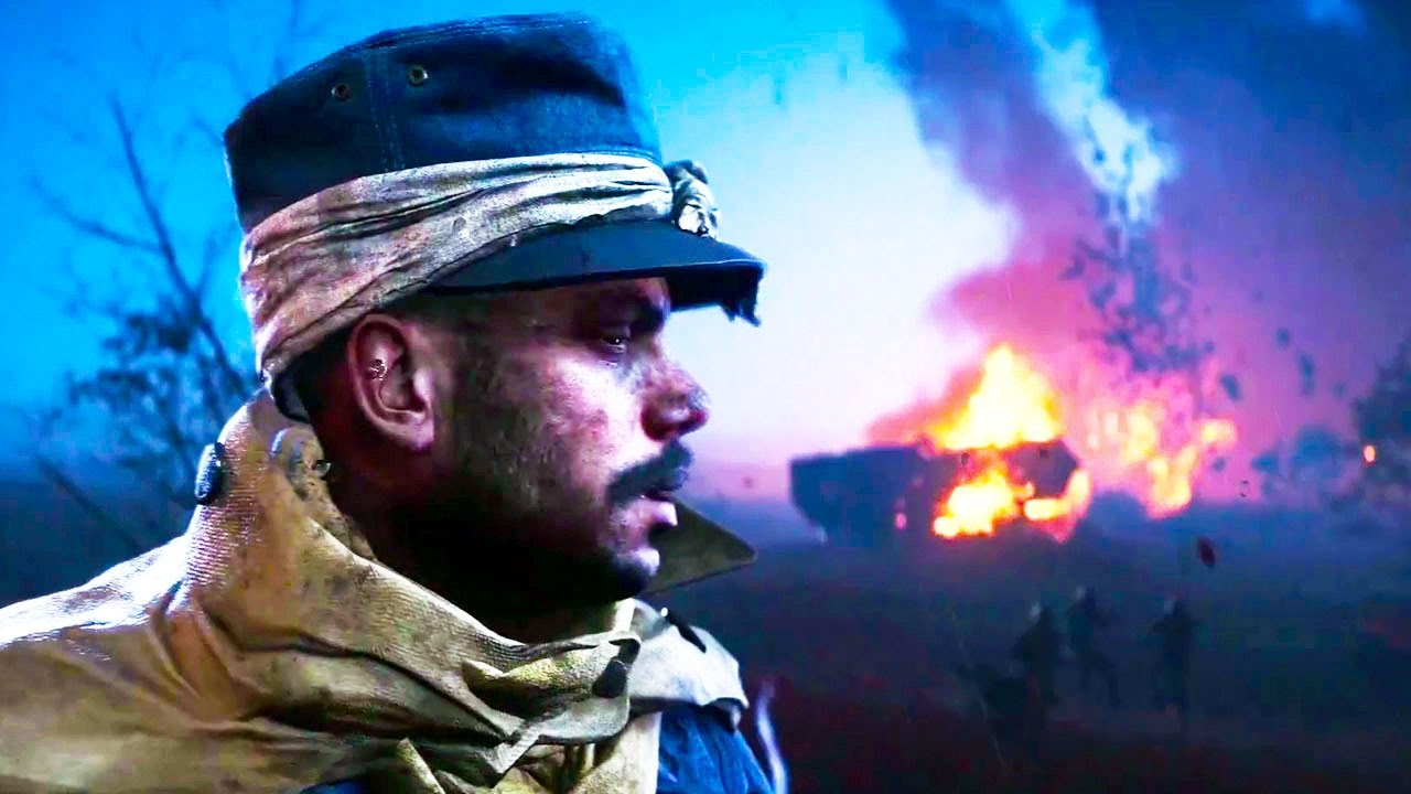 Battlefield 1 they shall not pass trailer dlc youtube battlefield 1 they shall not pass trailer dlc ccuart Images