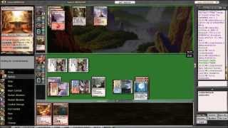 MtG Standard - Daily Event  R1 Boros Legion vs Uwr Control (22/12/2013)