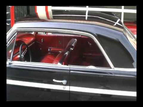 Chevy Impala For Sale >> Awesome 1964 Impala SS-409 Muscle Car For Sale! - YouTube