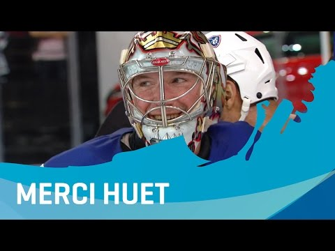 End of an Era: Cristobal Huet | #IIHFWorlds 2017