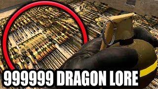 CO SIĘ STANIE PO RZUCENIU GRANATA W 999 999 DRAGON LORE ? SZALONY EKSPERYMENT ! (CS:GO) gośc. JACOB