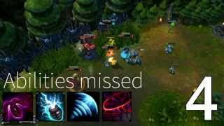 League of Legends: Ever bronzed so hard you missed everything?