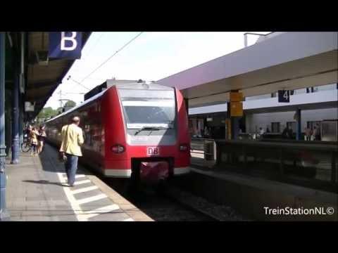 Aankomst DB 425 097-3 + 425 091-6 Station Bonn