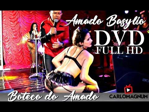 Boteco do Amado  DVD completo do Amado Basylio