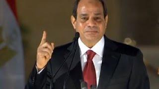 «بصيرة»: 68% من المصريين راضين عن أداء السيسي