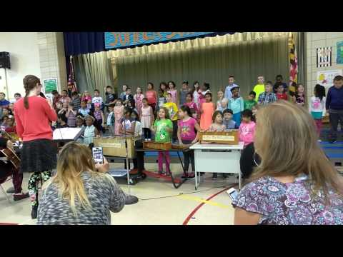 Baltimore highlands elementary school.summer songs